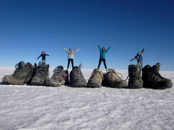 Salar de Uyuni, Salt flats, Boliva