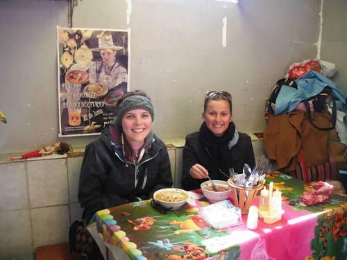 Potosi market, Boliva