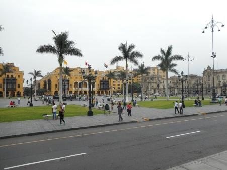 Plaza Major Lima