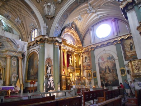 Iglesia Santo Domingo Lima