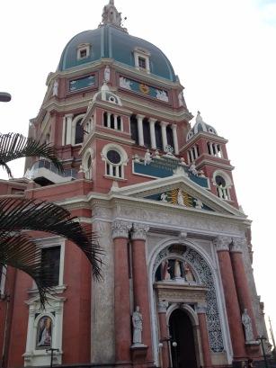 Iglesia Inmaculado Corazón de Maria Lima