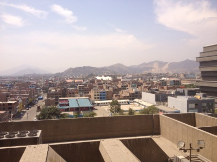 Lima rooftops