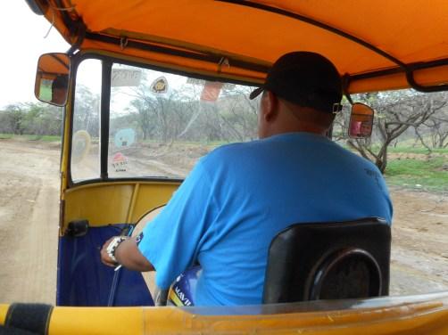Mototaxi Peru