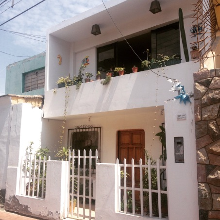 Huanchaco Peru