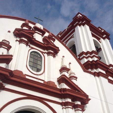 Huanchaco church