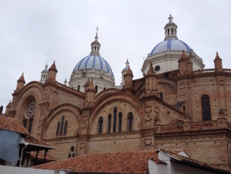 Catedral Nueva, Cuenca Ecuador