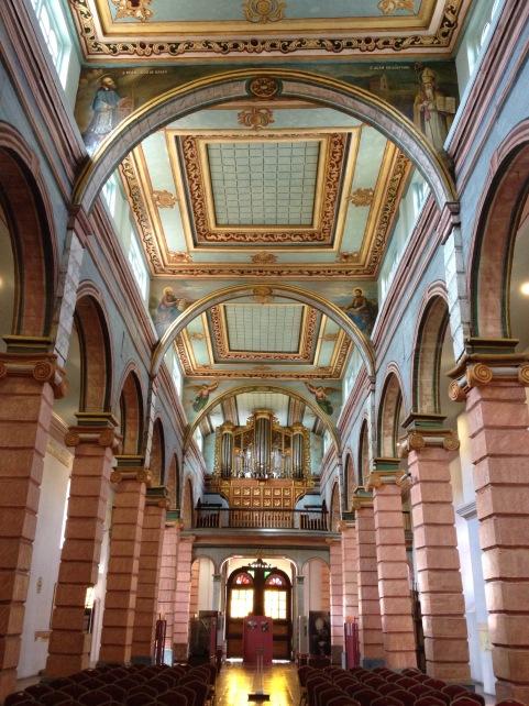 Catedral Vieja Cuenca Ecuador