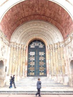 Catedral Nueva Cuenca Eucador