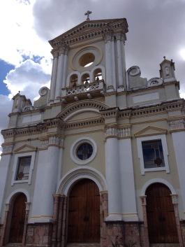 Iglesia San Roque Cuenca Ecuador