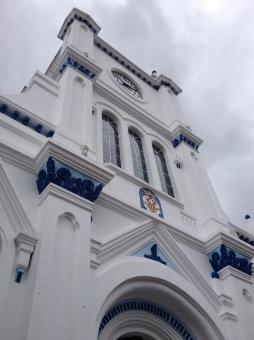 Iglesia San José del Vecino cuenca ecuador
