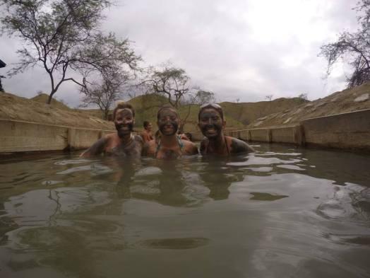 mud bath mancora