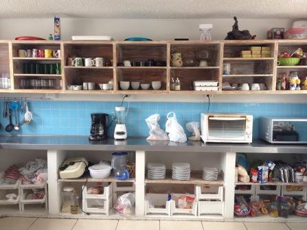 Boutiquito Hostel Kitchen