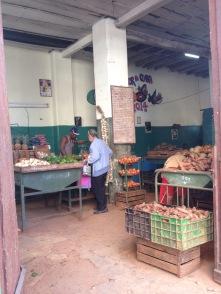 market Havana Cuba