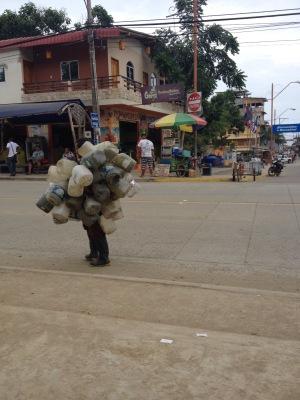 rural Ecuadorian life