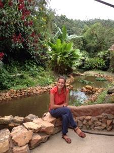 Mindo Butterfly park